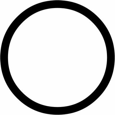【みんなの知識 ちょっと便利帳】家紋の図鑑 9,000 - 家紋を構成する「輪」の種類