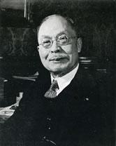 幣原喜重郎(1872-1951)