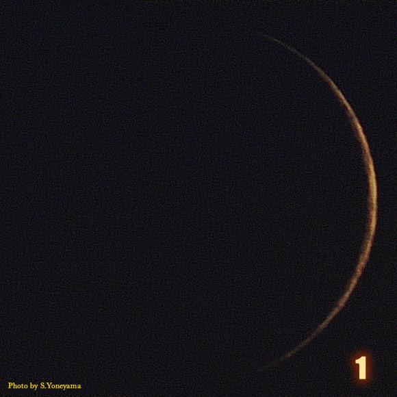 今日 の 月 大きい